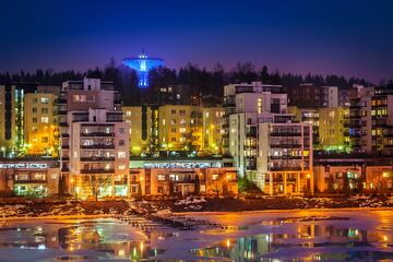 Jyväskylä on Suomen kolmanneksiparas asuinkaupunki