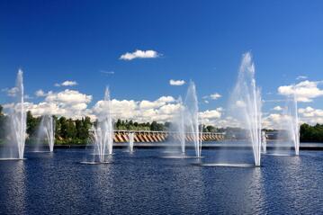 Oulu on kaunis, viisas ja suuri