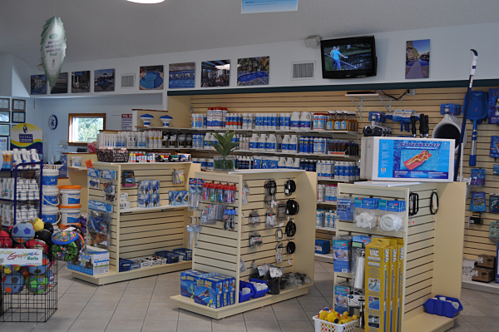 Swimming Pool Retail : Pool store eastern nc