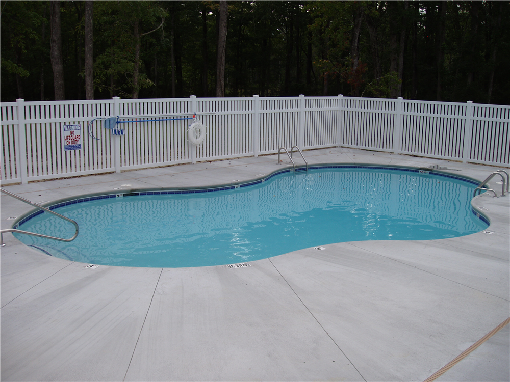 Concrete Gunite Pools Of New Bern North Carolina