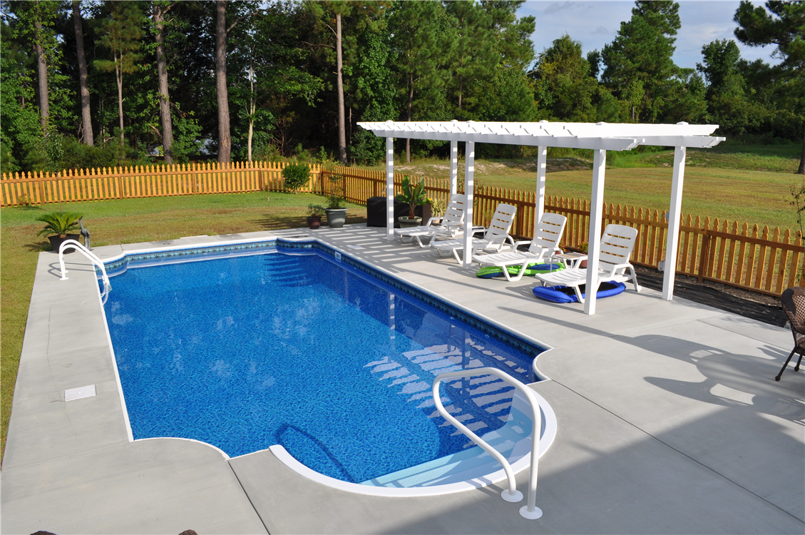 Pool gallery by big kahuna for 16x32 pool design