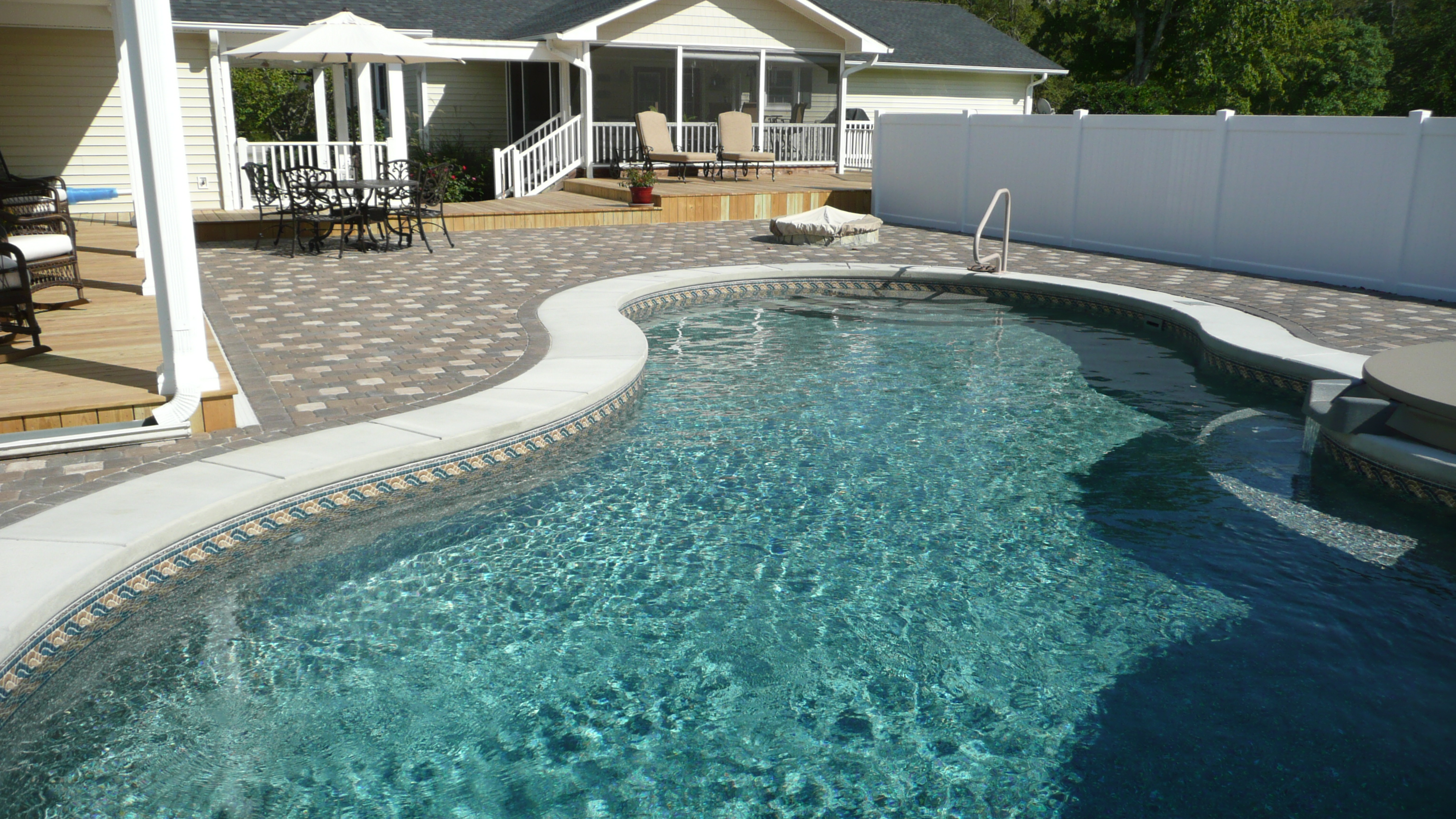 Pool gallery by big kahuna for Pool liners