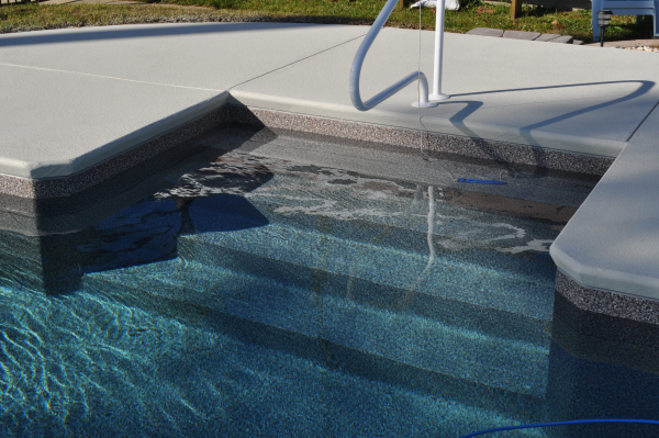 Vinyl Liner Vs Fiberglass Swimming Pool Eastern North Carolina