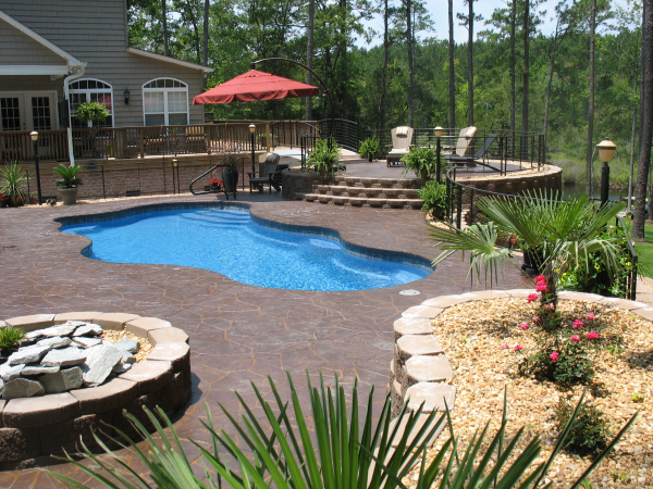 Fiberglass Pools New bern