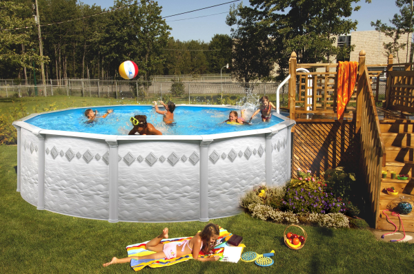 Morehead city swimming pool and spa builder blog Rectangle vs round pool