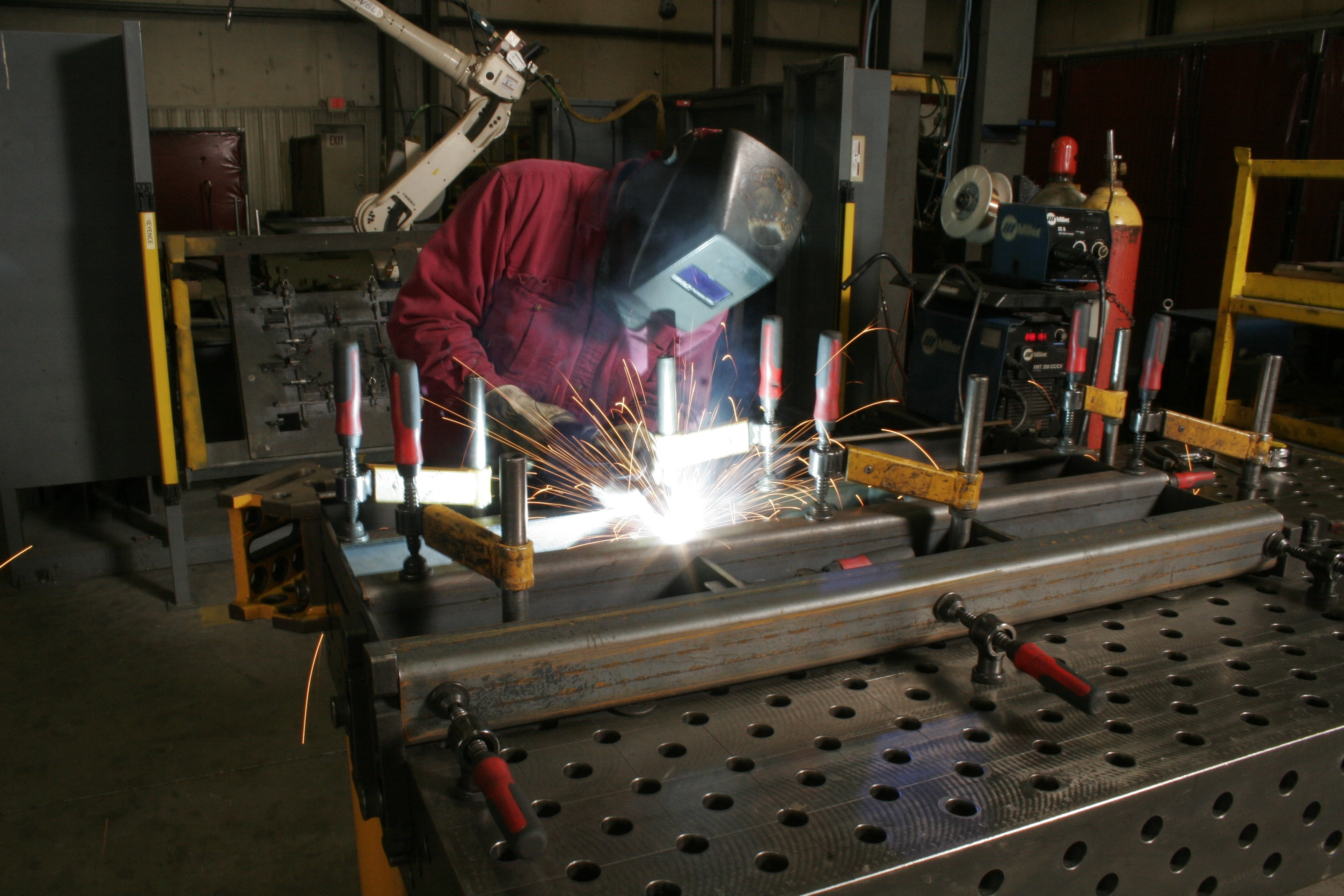 Welding Manufacturing Dallas