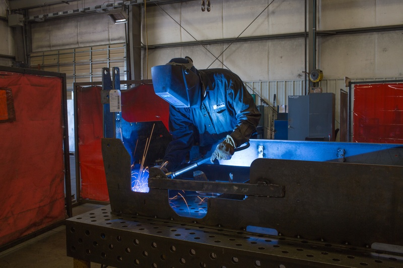 Welding Manufacturing Fort Worth