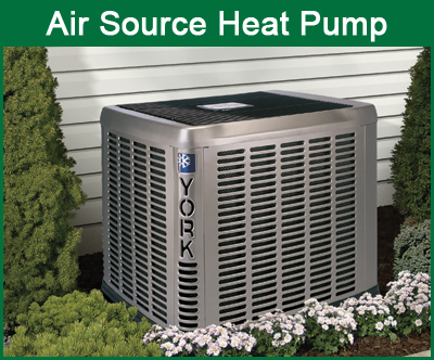 Airsourceheatpump for Types of home heating