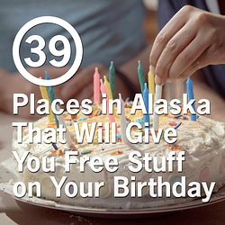 Food 21 Places To Get Free Food On Your Birthday. Free food is the best food, clearly.