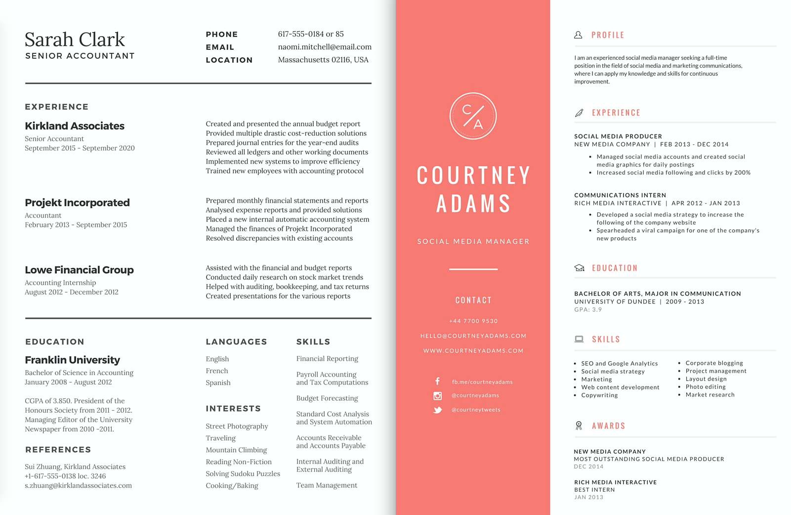 redesigning your resume for 2016 - Modern Resumes