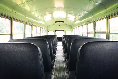 How To Clean A School Bus