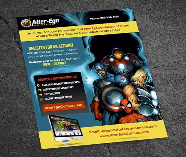 alter ego comics coupon