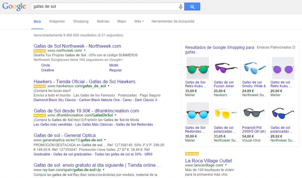 d3a3a73e94 Google Shopping, aumenta las ventas de tu tienda online