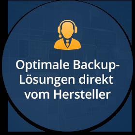 Datensicherung Software, Service, Support