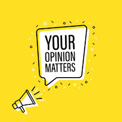 bullhorn your opinion matters