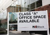 class A office space sign