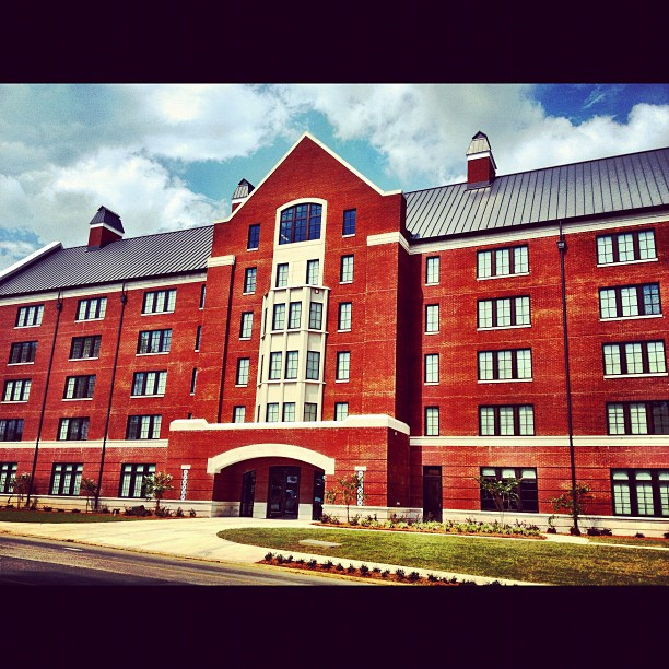 Hinds community College dorms