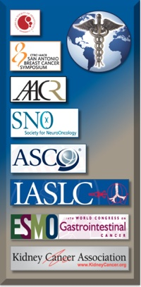 Congress conference coverage by Pennside Partners may include these and other conferences: San Antonio Breast Cancer Symposium, AARC, SNO, ASCO, IASLC, ESMO, and Kidney Cancer Association.