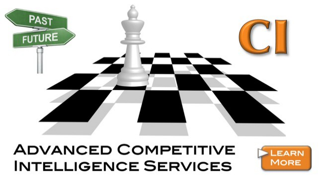 Complete CI competitive intelligence consulting services for the biotech and pharma industries