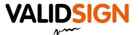 Validsign logo