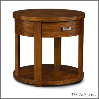 Compass-End-Table