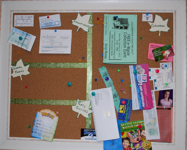 Fall-organization-blog-bulletin-board