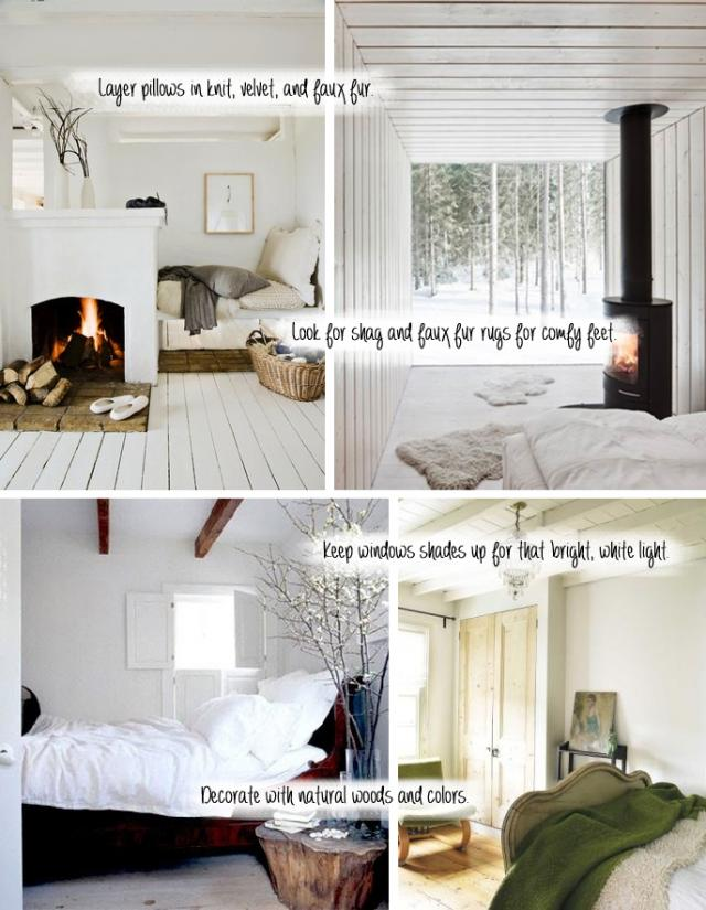 Cozy Winter Bedroom Tips
