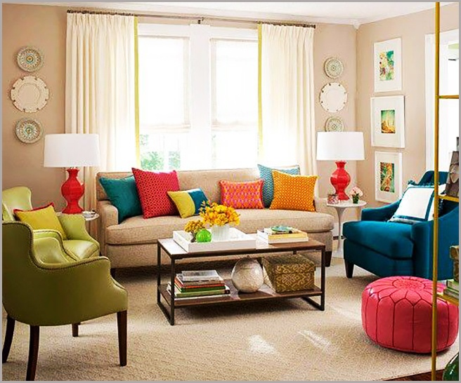 cute-colorful-living-room