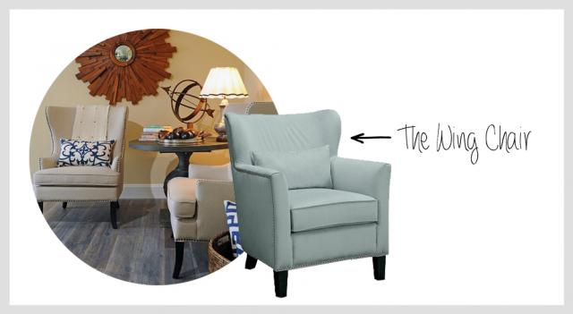 The Wing Chair