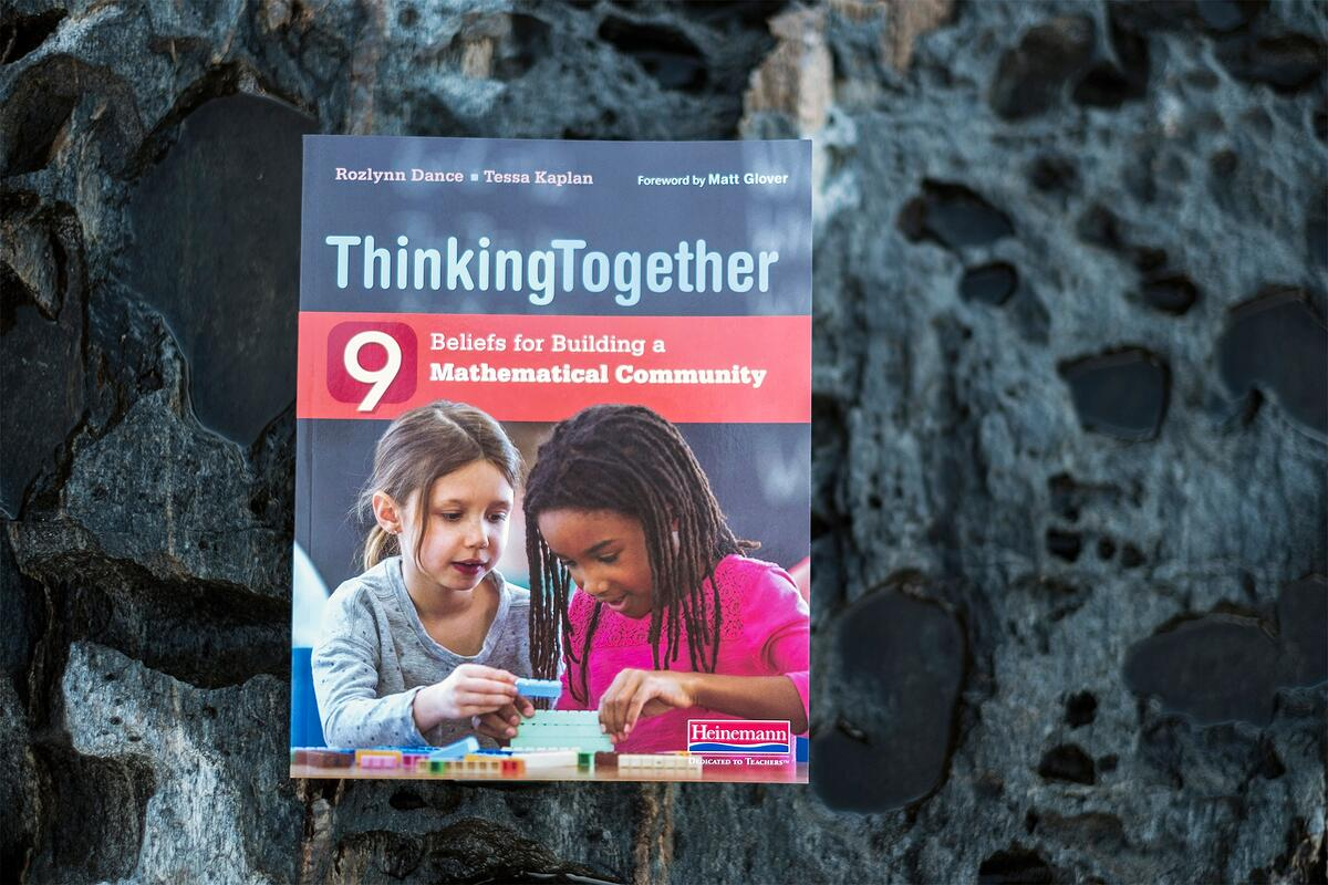 Thinking Together book cover