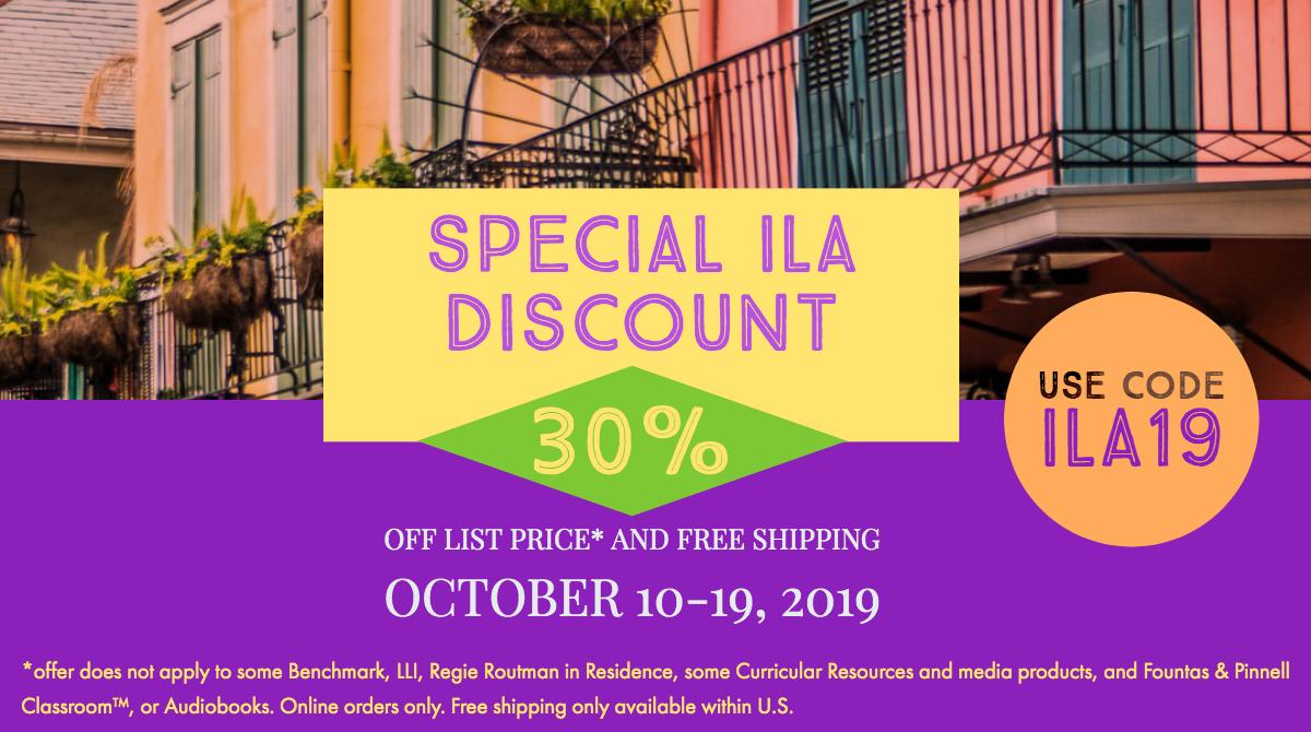ILA Discount Graphic