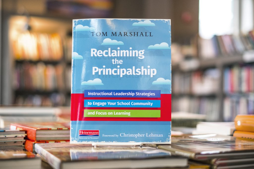 Reclaiming the Principalship by Tom Marshall