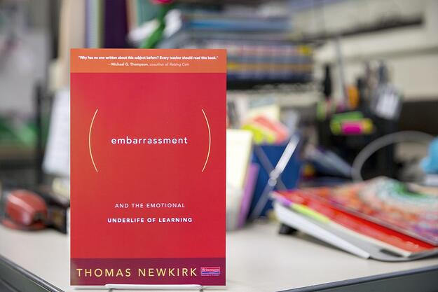 Embarrassment by Tom Newkirk