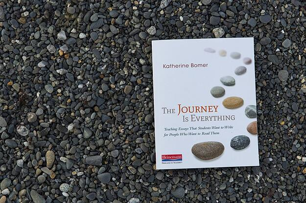 The Journey is Everything by Katherine Bomer