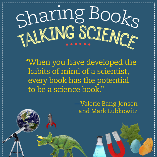 Sharing Books Talking Science 1 Yellow