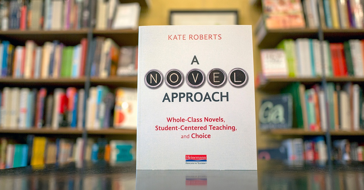 Roberts A Novel Approach Book Cover_0187
