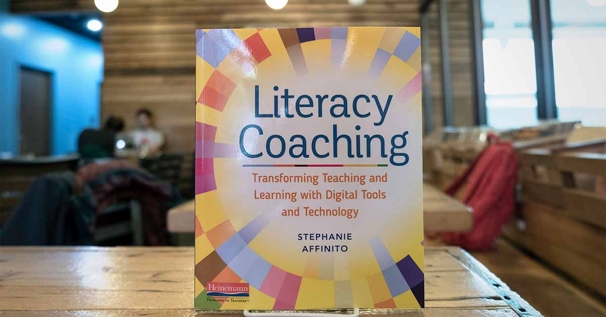 Literacy Coaching Book