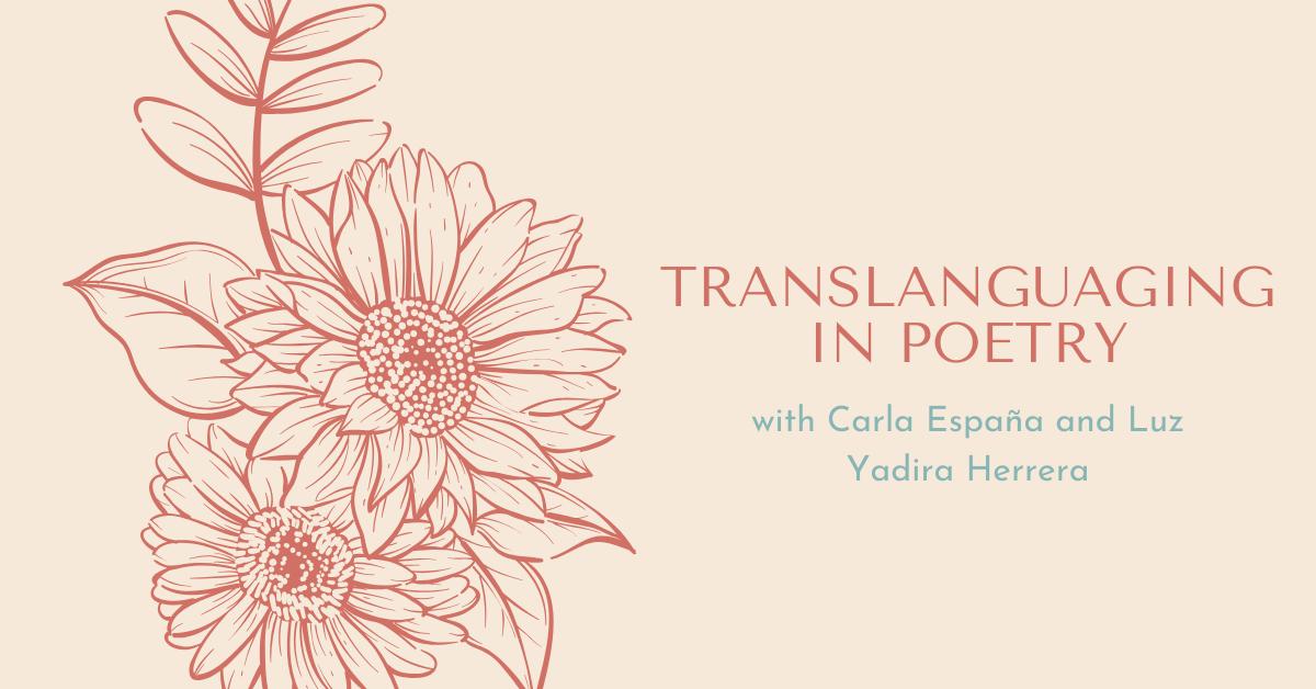Translanguaging in Poetry 1
