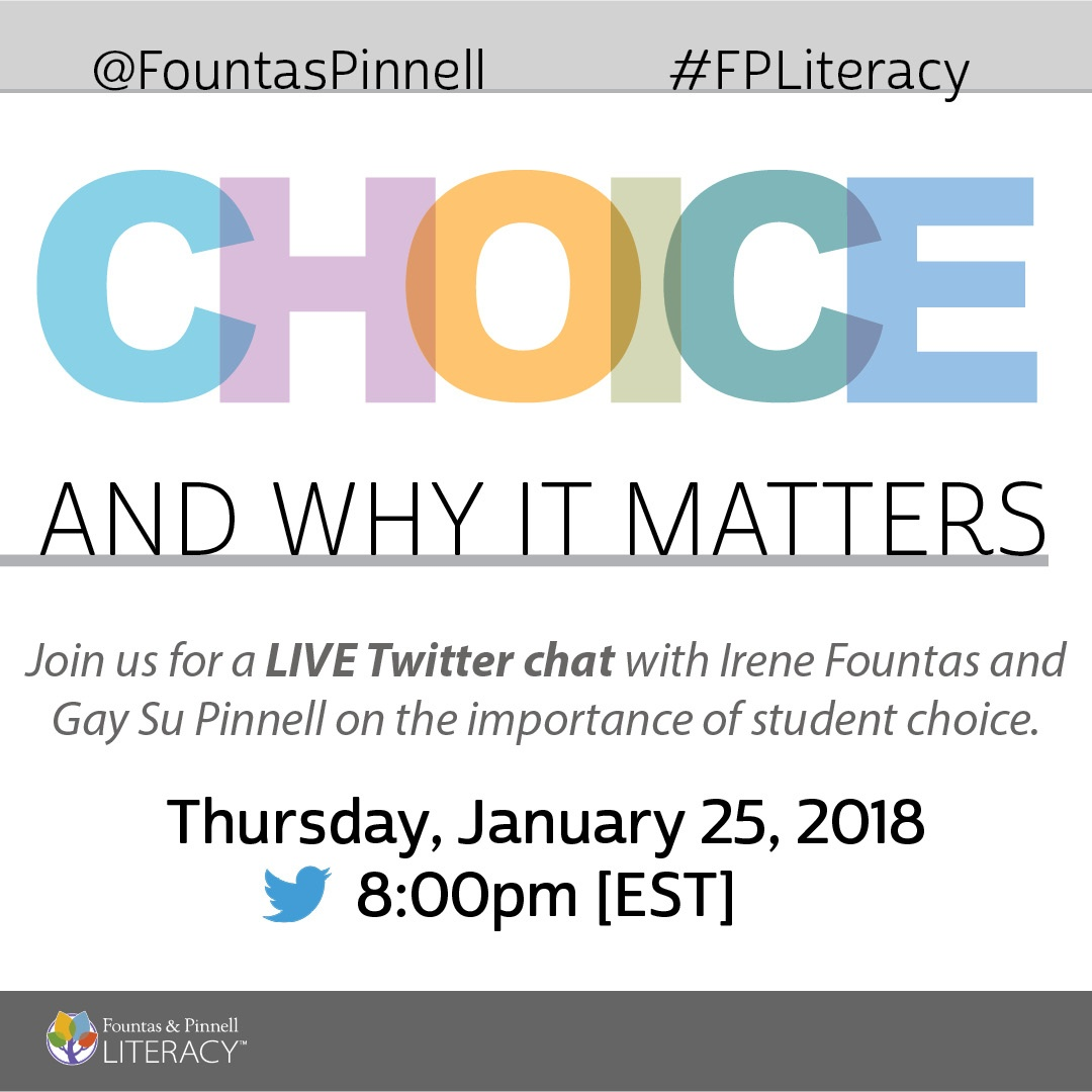 Twitter Chat- Choice & Why It Matters-1