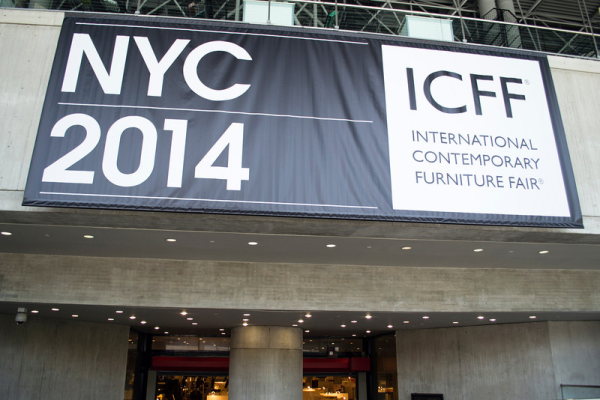 Contemporary bathroom design inspired by icff 2014 for Icff exhibitors 2014