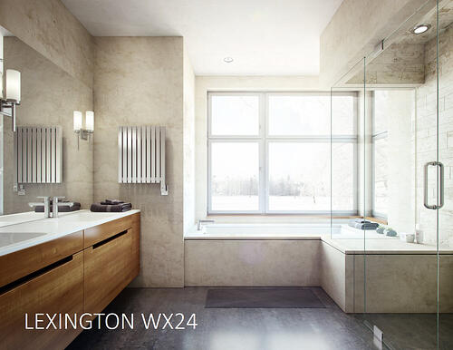 New Lexington Towel Warmer Collection Combines Form, Function and Flair