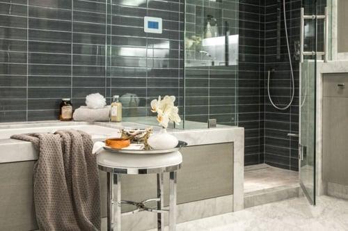 A Masterful Master Bath