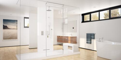 7-Step Process to Installing a Steam Shower in Your Home