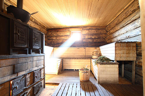 The Banya of Russia and The History of Steambathing