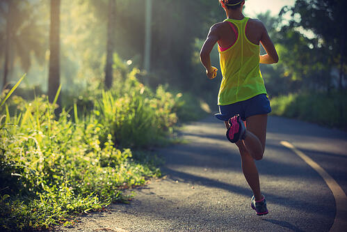 How Steam Could Boost a Runner's Speed and Endurance