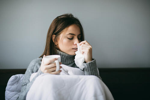 Natural Ways to Combat the Cold and Flu Season