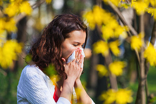 11 SteamTherapy Tips to Relieve Springtime Allergies