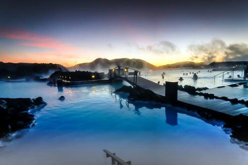 Yvonne Palmer of Hubbard Kitchen, Bath, and Lighting Wins MrSteam's Premier Dealer Showroom Sales Contest: Passport to Iceland