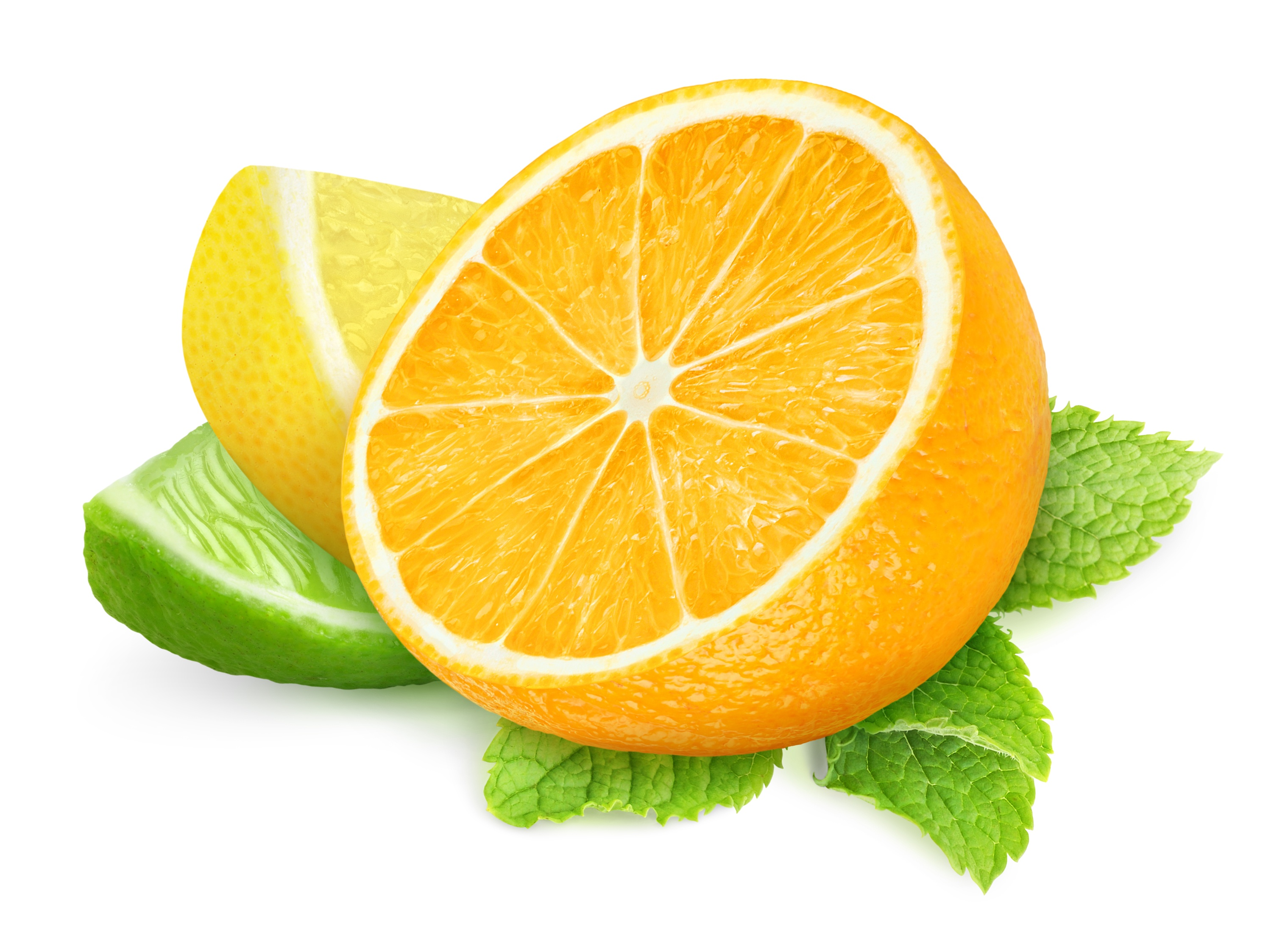 Feel energized by the scent of citrus