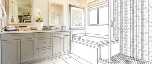 Manage Stress and Well Being Throughout Your Bathroom Remodel